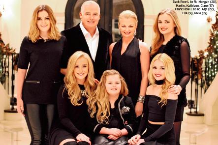 Martin McLaughlin Family