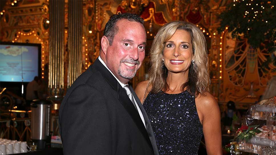 David Smith and Diane Arpino