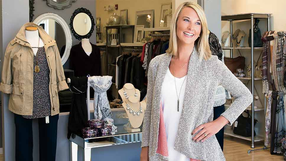 Marcy Sparr, owner of LUXE Wearhouse in Kildeer, knows a thing or two about being fashionable. Here are some of her favorites from around country and town. PHOTOGRAPHY BY ROBIN SUBAR