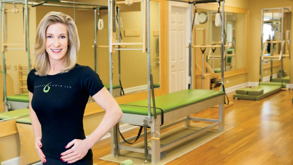 How Pilates Studio 6 helps clients to grow stronger—from the inside out. PHOTOGRAPHY BY ROBIN SUBAR