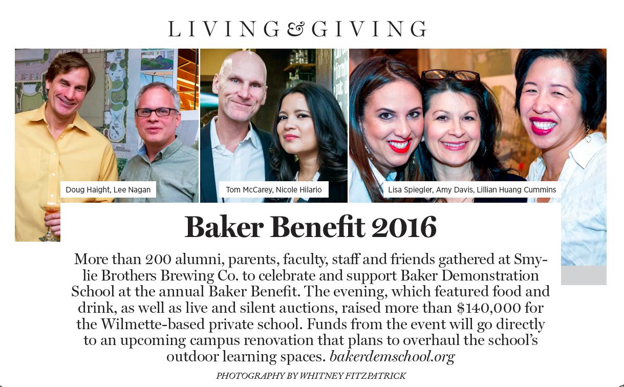 Baker Benefit