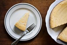 Pumpkin Cheescake  By Merry-Jennifer Markham the Merry Gourmet