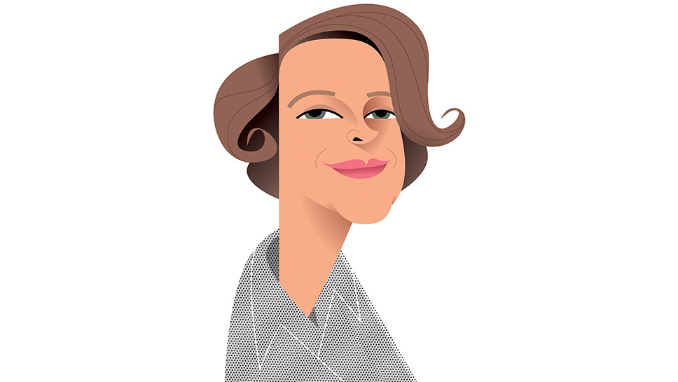 For years, Lake Forest Book Store's Maxwell Gregory has been the mastermind behind the books Forest & Bluff recommends. In a rare moment where we got Gregory to talk about herself, she shared some of her lasts. ILLUSTRATION BY KIRSTEN ULVE