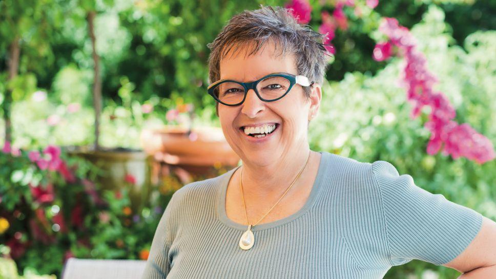 Kathy McFarland, Ph.D. PHOTOGRAPHY BY ROBIN SUBAR