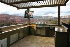 2bigstock outdoor kitchen