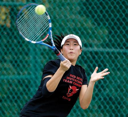 11-13 tennis