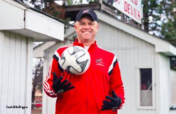 Coach Mike Wiggins