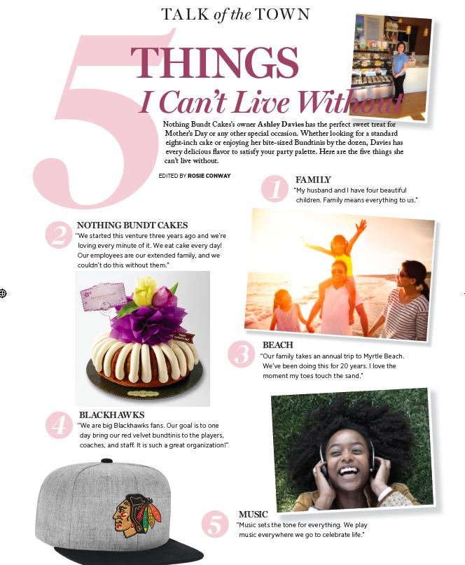 5 things 1