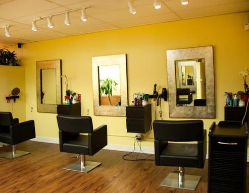 salon shot