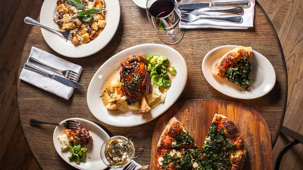 Antico Posto delivers classic Italian comfort food at its most scrumptious.