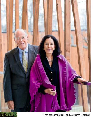 John D. and Alexandra C. Nichols