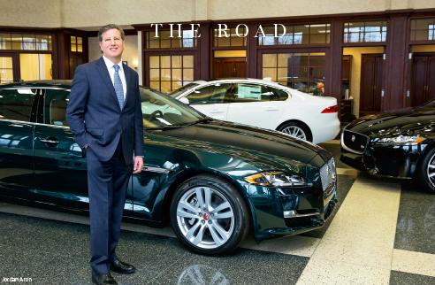Imperial Motors Jaguar Of Lake Bluff Is Located At 150