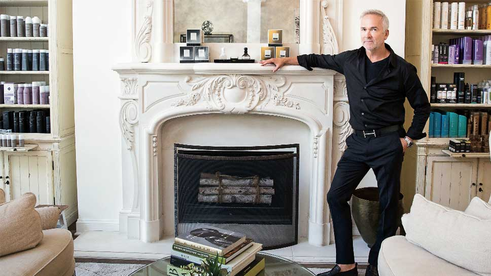 Paul Rehder of Paul Rehder Salon discusses expansion and exciting new services at his Winnetka location. PHOTOGRAPHY BY ROBIN SUBAR