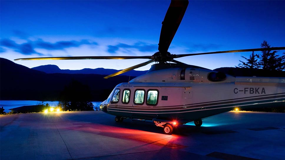 Sonora Resort Helicopter Tour