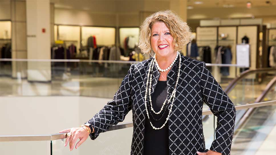Evanston native Linda Piepho returns to the norht shore as Neiman Marcus Northbrook's new general manager. Heavily involved in the philinthropic scene, most notably the Leukemia and Lymphoma Society, she is rolling up her sleeves to do good while continuing to keep us looking fabulous. Here are Piepho's fashionable faves and stylish raves from the shore and the city. PHOTOGRAPHY BY ROBIN SUBAR