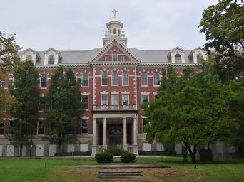 Reader Forum: Old Main As Cadaver