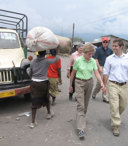 Mike Conklin third in a series on First Presbyterian Church of Lake Forest's visit to Tanzania
