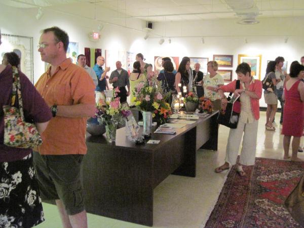 Dandelion Gallery in Waukegan
