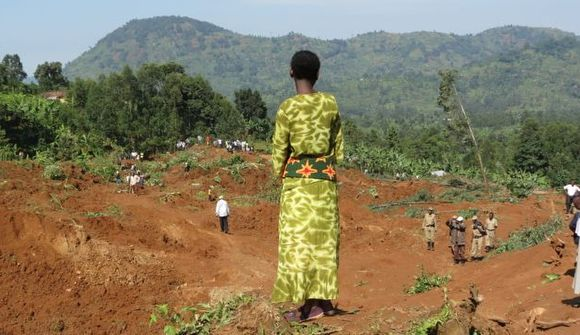 Mudslide Endangers Bududa Center In Uganda