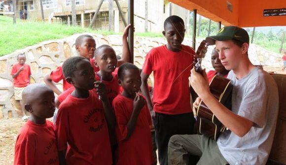 Life Lessons In Uganda …