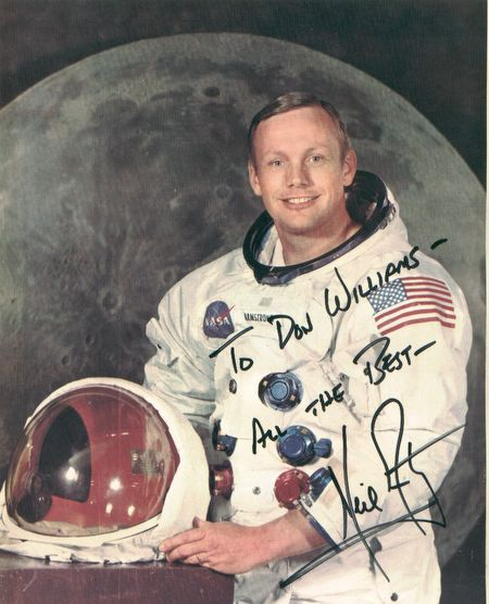 don williams neil armstrong