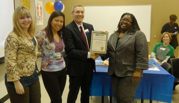 Lake Bluff Resident Wins GEM Educational …