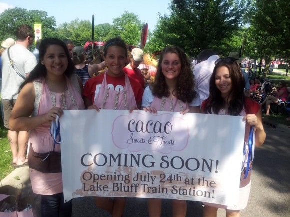 Cacao Sweets & Treats Opening at Lake Bluff …