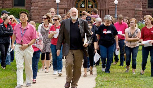 Historian Art Miller Retiring From Lake Forest …