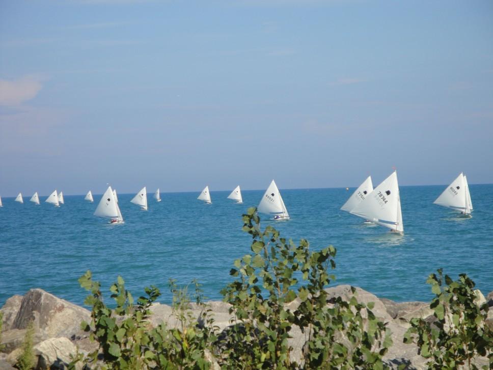 Lake Bluff Regatta Brings In Wave of Top Women …