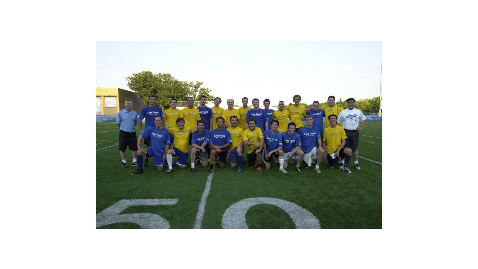 Lake Forest High School Boys Soccer Team Hosts …
