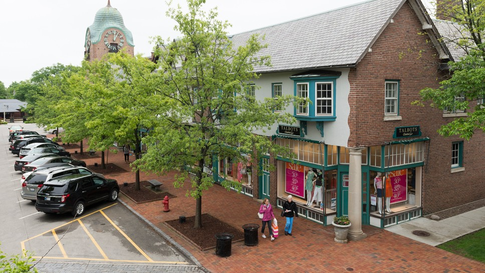 Market Square may be one of the things Lake Forest promotes if it creates a marketing program.