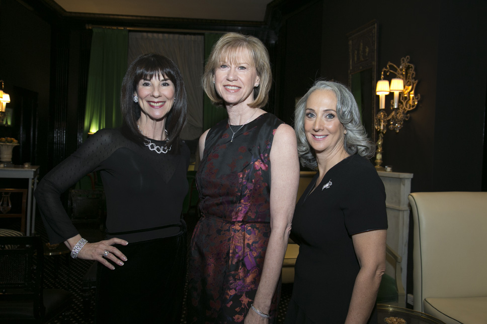 Karen Peterson, Susan Erler, Lisa Genesen (co-chairs)