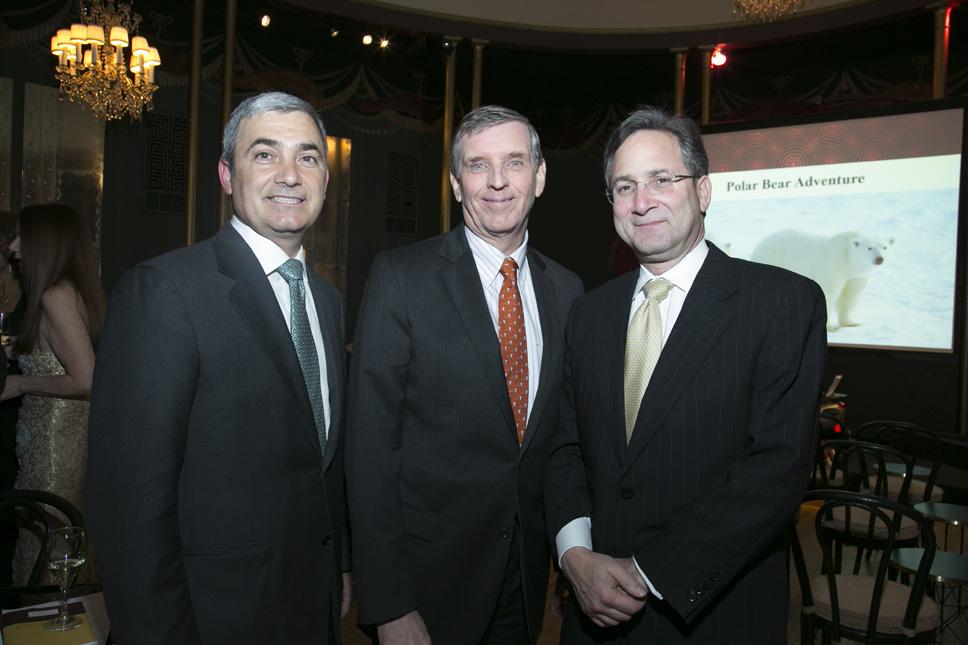 John Mostofi, Kevin Bell, John Ettelson