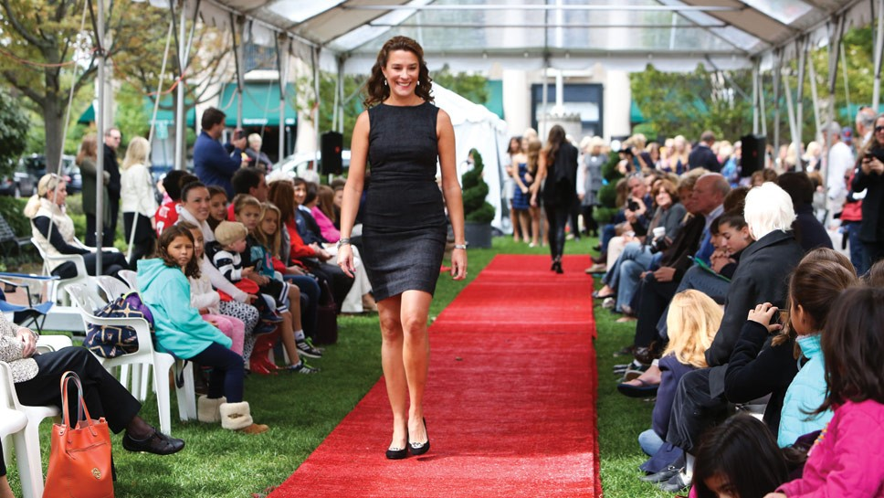 Red Carpet On The Green