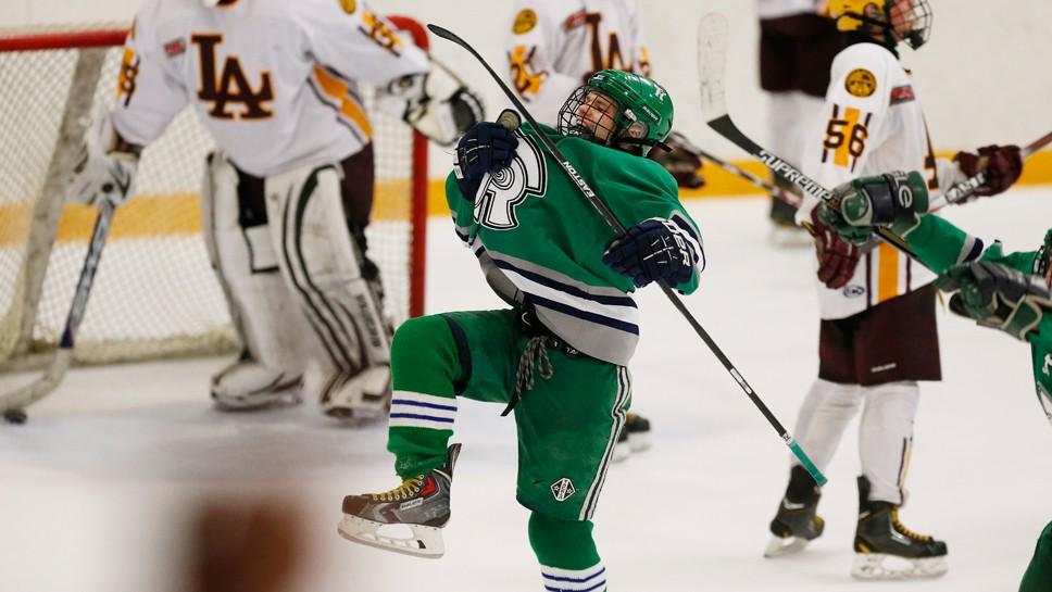 Inside The Press Box: NT vs. Loyola Hockey