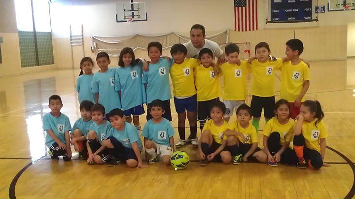 Soccer League Seeks Volunteers