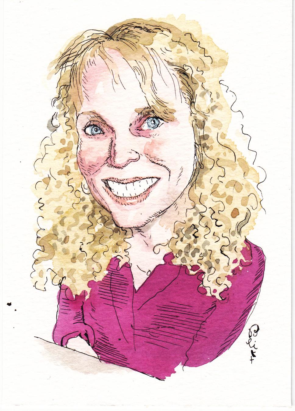 Amy Amdur; illustration by Barry Blitt