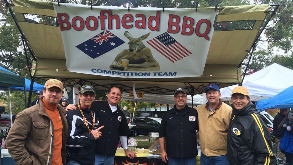 Boofhead BBQ Scores Big