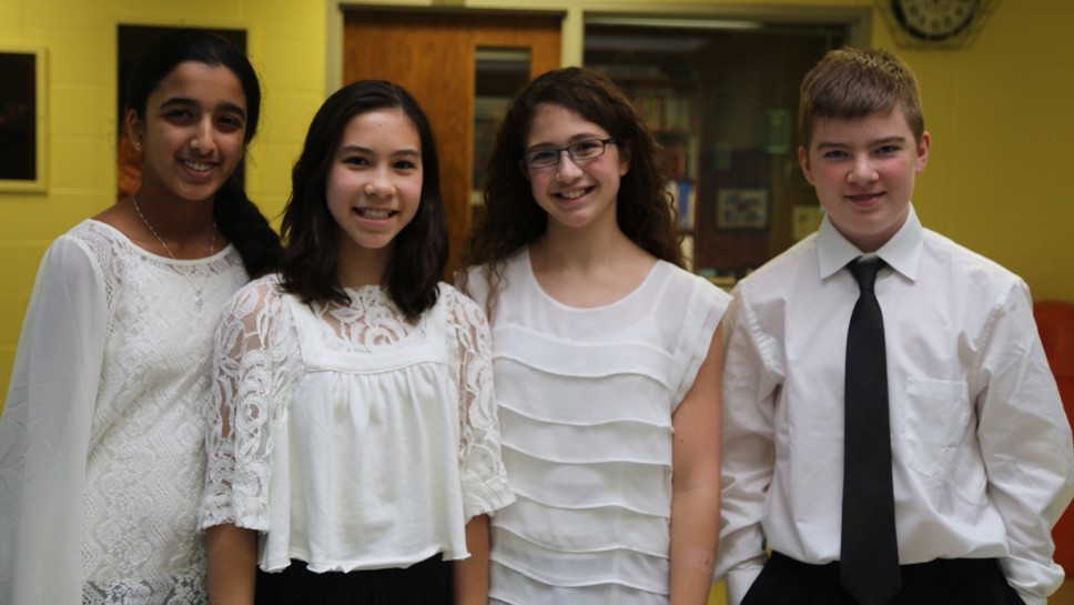 Deer Path Middle School Choir Singers Headed to …