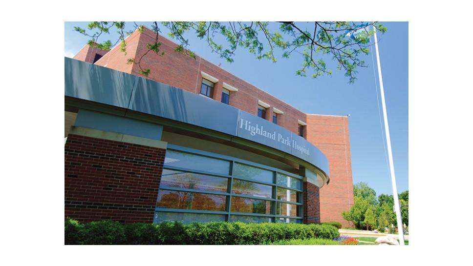 Fatal Shooting at Highland Park Hospital