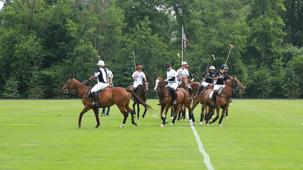 Villa Del Lago Polo Match