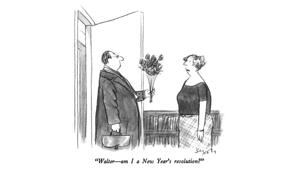 Resolutions for couples