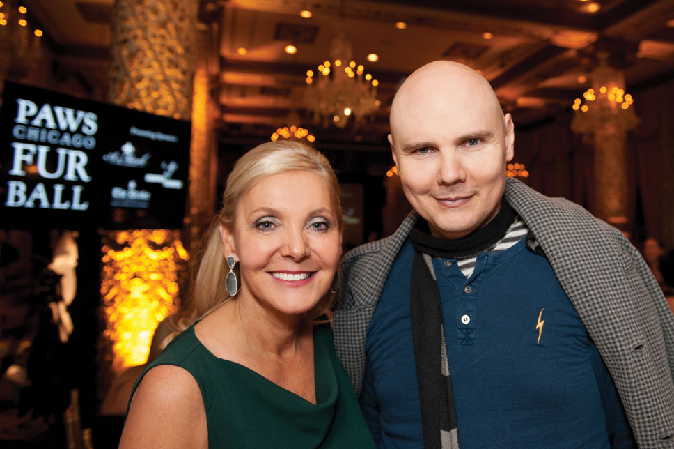 Paula Fasseas, Billy Corgan