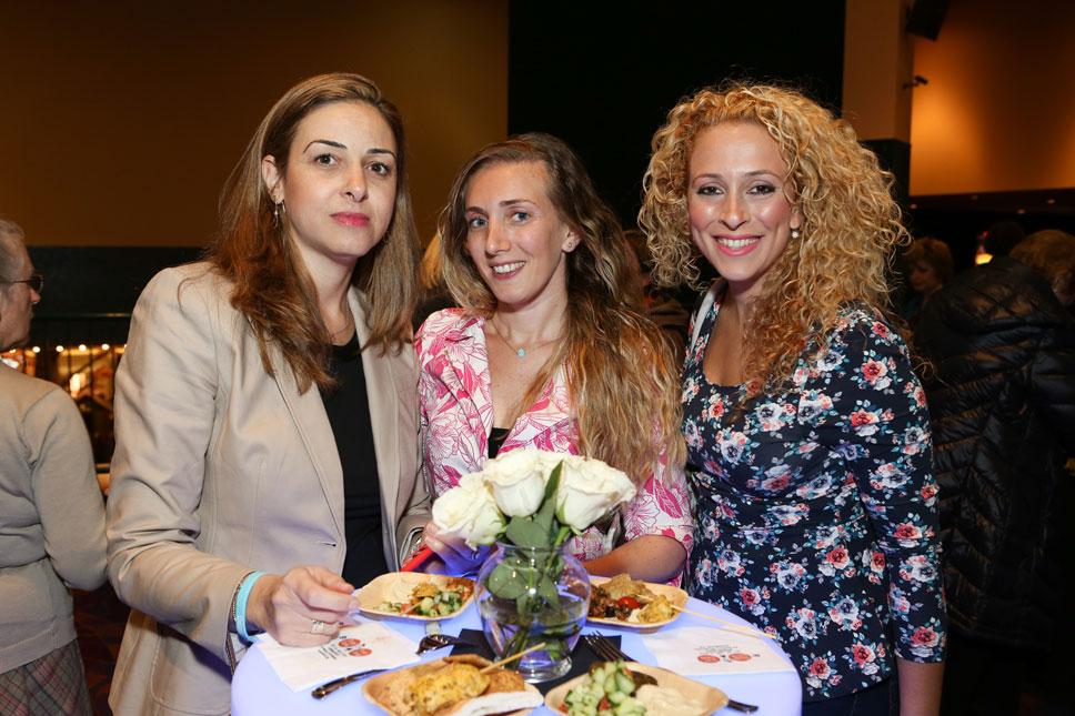Hagit Kleiman, Vered Rozenfeld, Ilana Dror