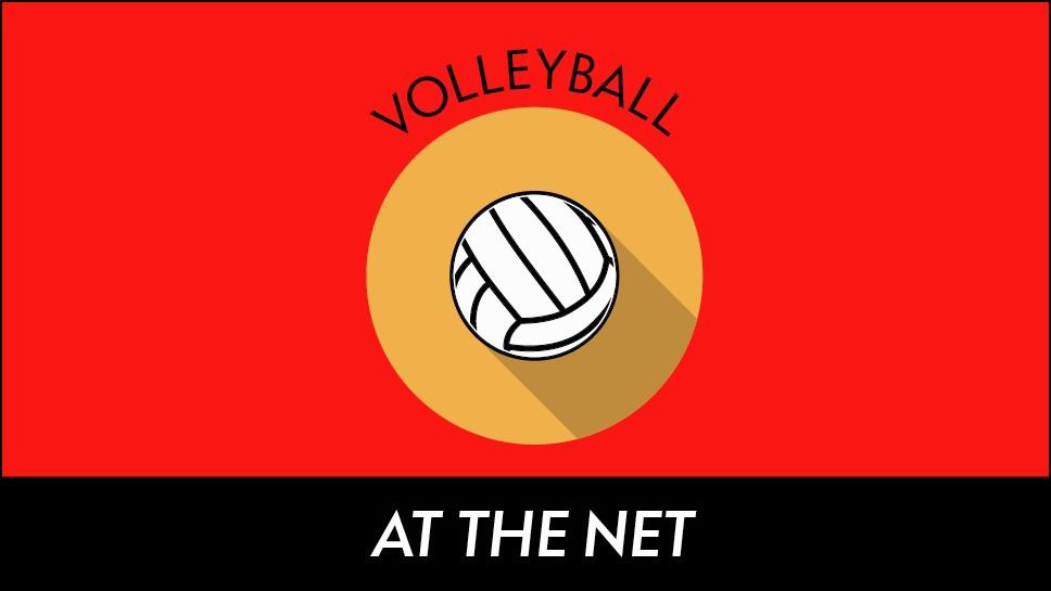 Fall Rewind: Girls Volleyball