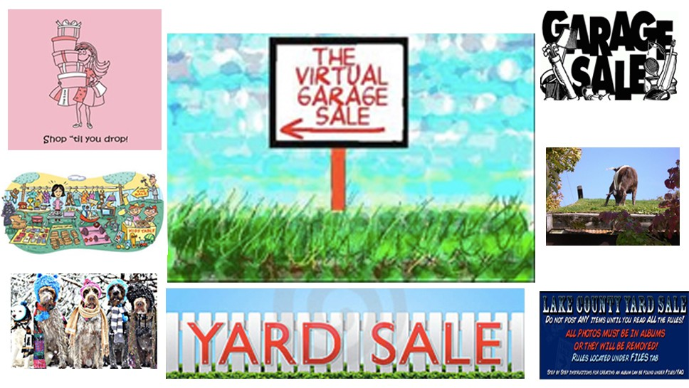 The Facebook Yard Sale Phenomenon