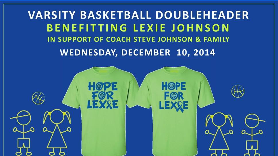 Hoops doubleheader to help Lexie Johnson
