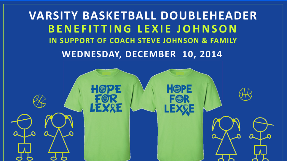 Hoops doubleheader to help Lexie Johnson