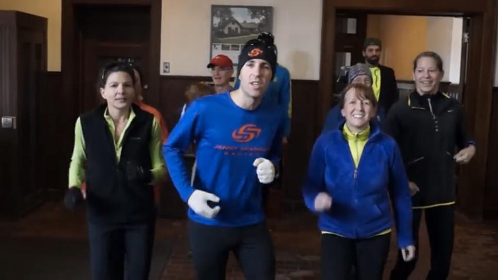 Santa To Visit Running Club
