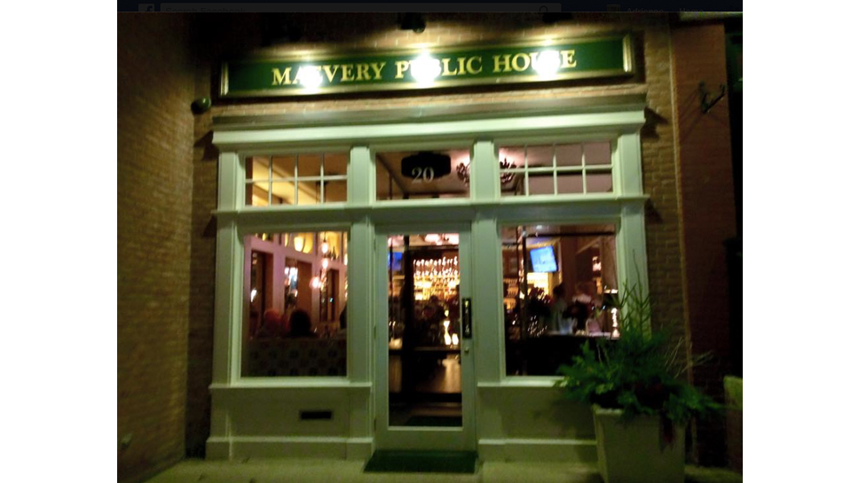 Lake Bluff resident Kathleen Reidy shared this photo of Maevery Public House on its opening night, which she said was a packed house.
